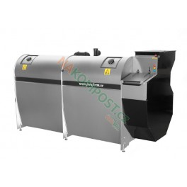 Fully Automated Composter JK 5100 (250+ people)